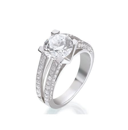 bague solitaire joaillerie