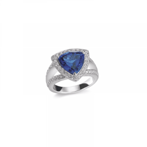 Bague Tanzanite