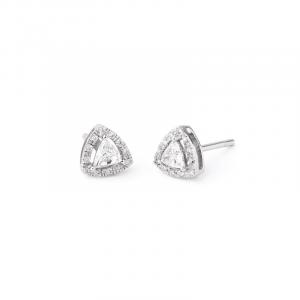 boucles d'oreilles diamants aix en provence