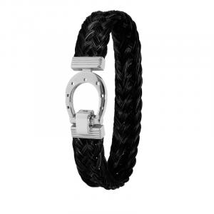 Bracelet crin de cheval- Albanu