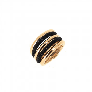 Bague Anthic black polvere di sogni