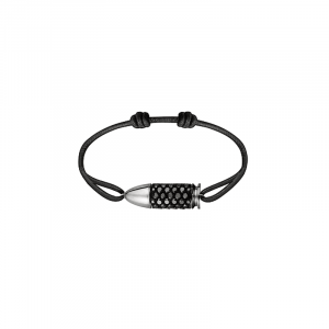 Bracelet Bang Bnag Or & diamants noirs