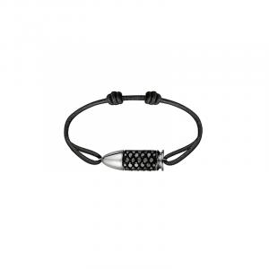 Bracelet Bang Bnag Or & diamants noirs