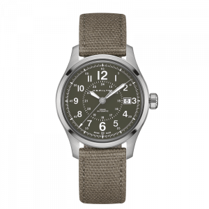 KHAKI FIELD AUTO 40 MM H70595963