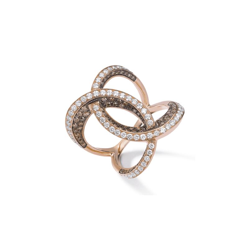 Bague anneaux