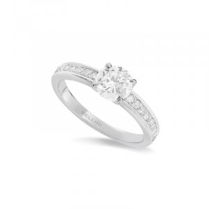 Solitaire 1.08 carats - diamant aix en provence