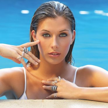 Camille Cerf Miss France Bellini Bagues Diamant