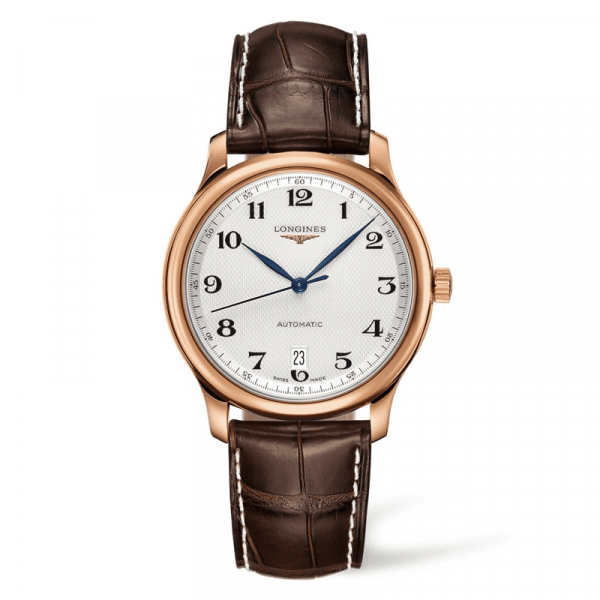 Master Collection automatique or rose 38.5 mm