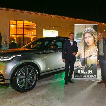 Bellini et Range Rover