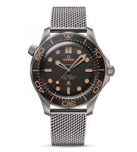 Seamaster Diver 300M Edition 007