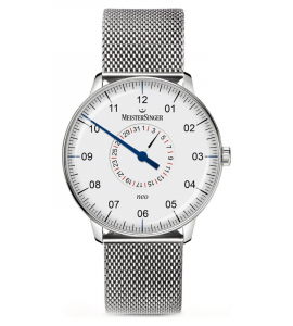 Neo Plus Pointer Date Blanc