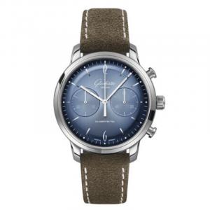 montre-glashutte-bellini-sixties-chronographe-vintage