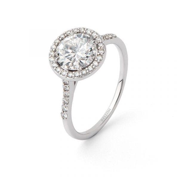 bague solitaire diamant Bellini7003-ref100.5241