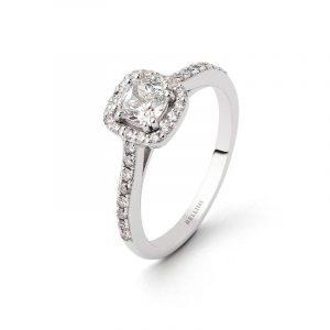solitaire diamant Bellini7124-ref100.6179