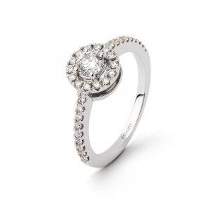 bague solitaire diamant Bellini7162-ref100.6110