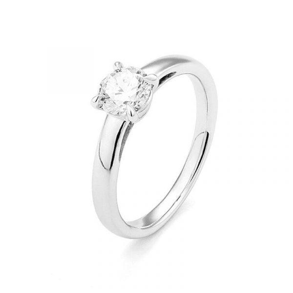 solitaire diamant aix