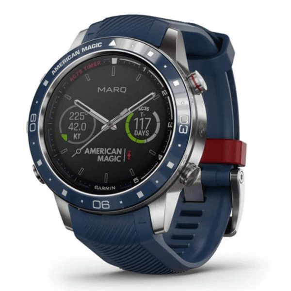 montre-Garmin MARQ Captain American Magic Edition
