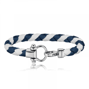 bracelet-omega-sailing-nylon-blanc-bleu-bellini