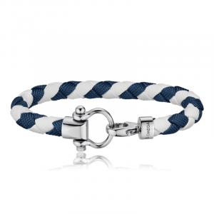 bracelet-omega-sailing-nylon-blanc-bleu-bellini