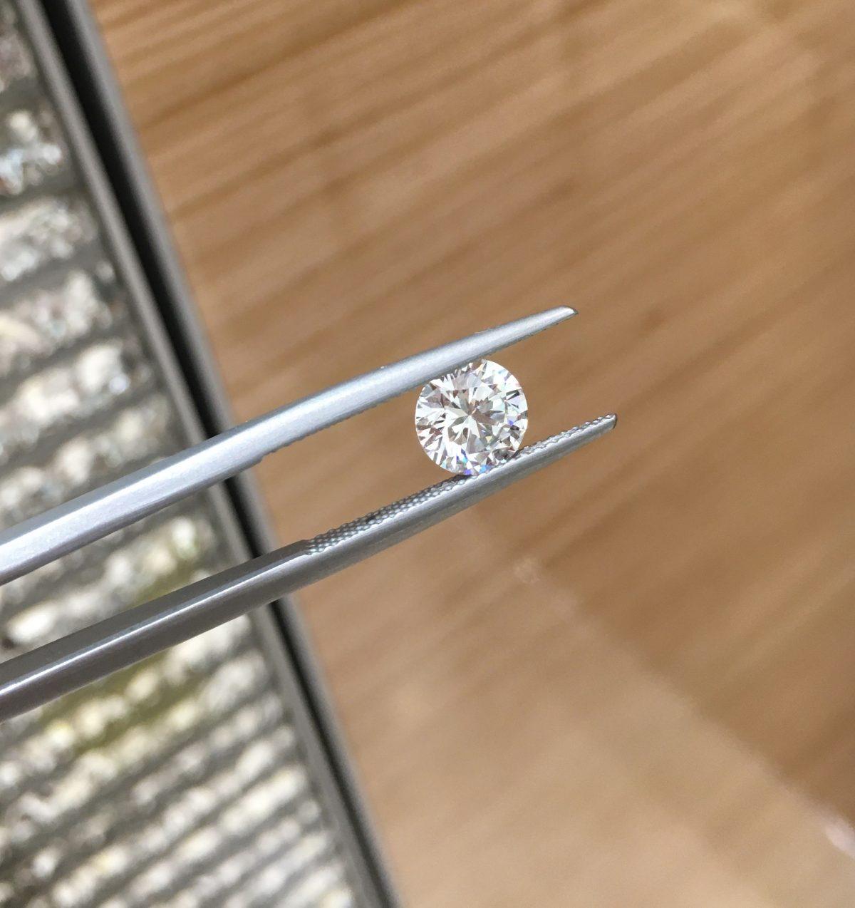 diamant seul non monte bellini bijoux