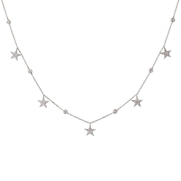 collier diamants bellini