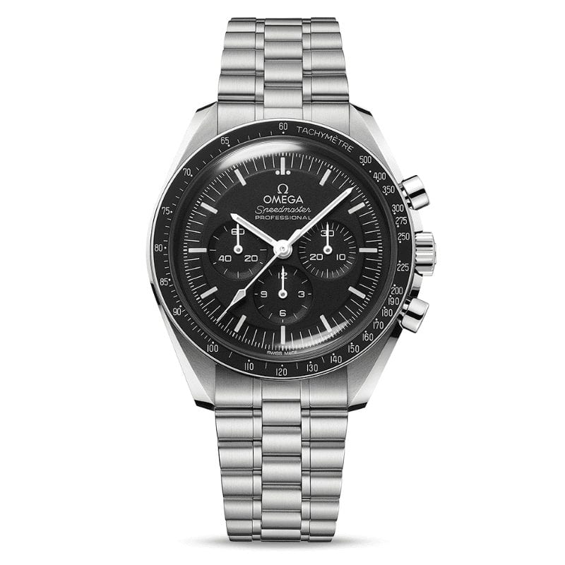 Speedmaster Moonwatch Professional Master Chronometer Hésalite