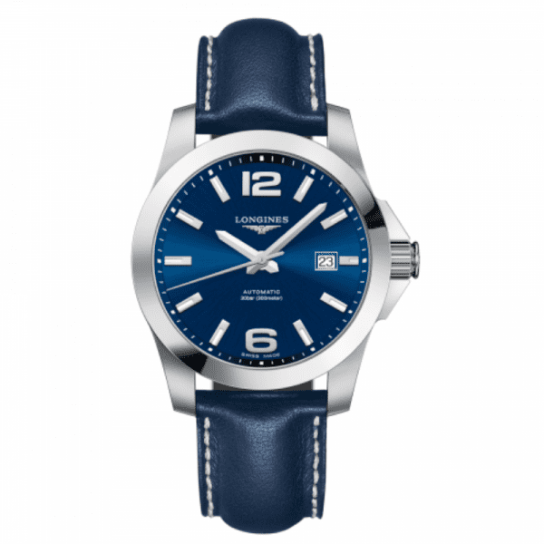 montre-longines-conquest-bellini-horloger-aix