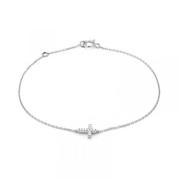 bracelet-croix-diamants-bellini-bijoux-aix