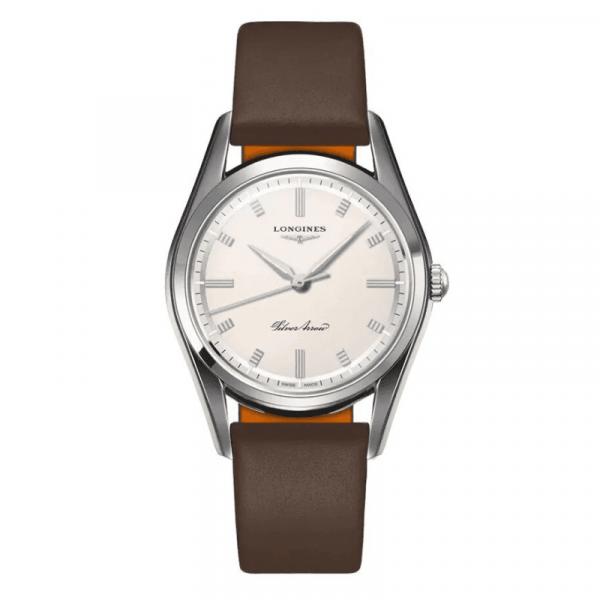 montre-longines-heritage-silver-arrow-L2.834.4.72.2